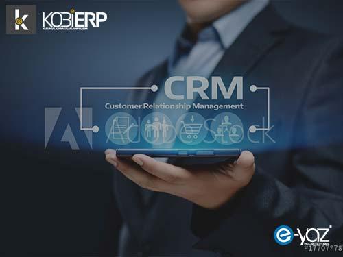CRM | Müşteri İlişkileri Yönetimi